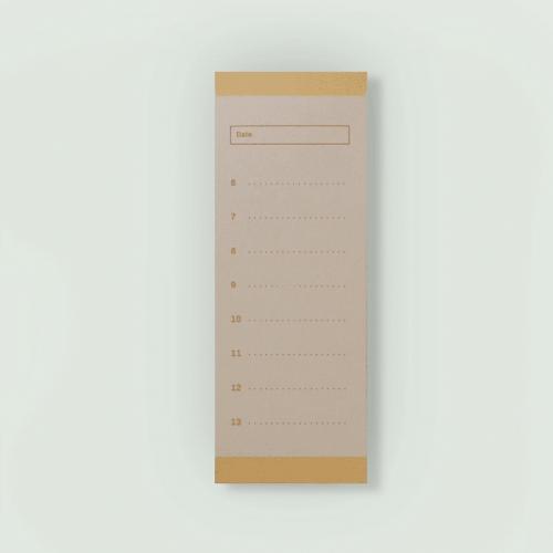 Reminder Notepad
