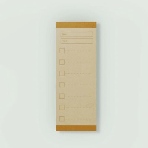 Orange-Daily-Planner