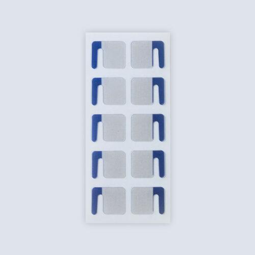 Navy Blue Clipmatic Sticker