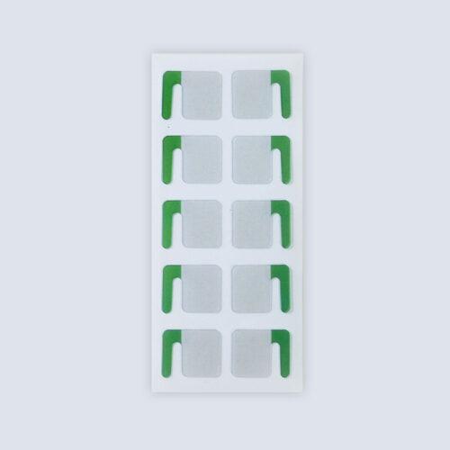 Green Clipmatic Sticker